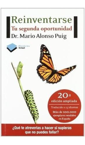 Imagen 1 de 2 de Libro - Reinventarse - Alonso Puig, Mario