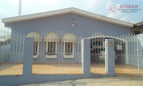 Casa Residencial À Venda, Jardim João Paulo Ii, Sumaré. - Ca0526