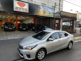 Toyota Corolla Gli 2017 Unico Dono