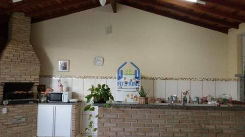 Casa Residencial À Venda, Parque Da Liberdade, São José Do Rio Preto - Ca1009. - Ca1009