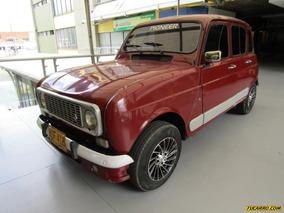 Renault R4 Master 1300cc