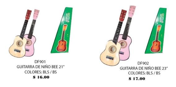 Guitarra De Niños - Ukuleles Violines Y Mas Calidad Y Precio