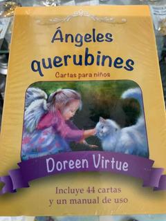 Oráculo Ángeles Querubines Cartas Para Niños Doreen Virtue