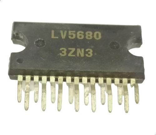 Imagen 1 de 3 de Lv5680 Lv5680p Ic Vreg 4ch Interruptor Auto Hzip