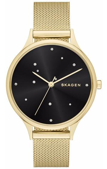 Relógio Skagen Ladies Gold Skw2385