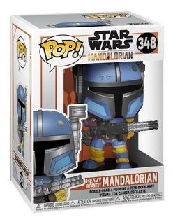 Funko Pop Star Wars Heavy Infantry Mandalorian