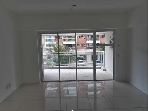 Imagem 1 de 15 de Apartamento-à Venda-barra Da Tijuca-rio De Janeiro - Svap30102