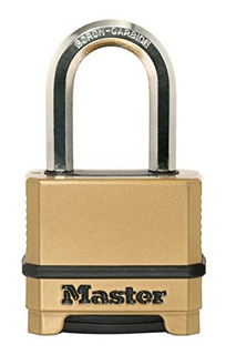 Master Lock M175xdlfccsen Candado Magnum Establece Tu Propio