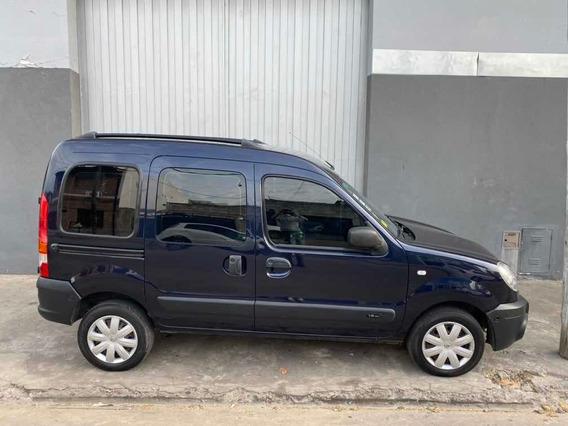 Renault Kangoo 1.6 2 Furgon Svt Confort 1plc Aa Da 2009