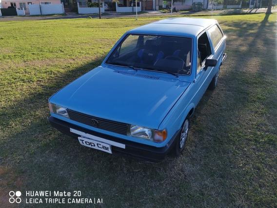 Volkswagen Parati G1 Topcar U$s 2000 Y Cuotas En Pesos