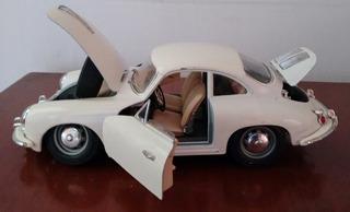 Carro De Coleccion Porsche Burago