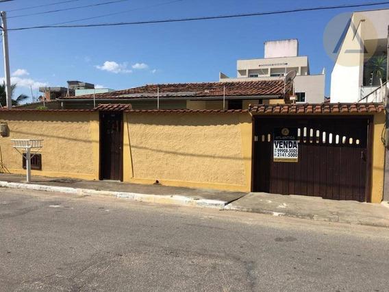 Casa À Venda, 152 M² Por R$ 630.000,00 - Novo Horizonte - Macaé/rj - Ca1016