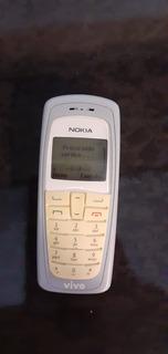 Celular Nokia Relíquia Pra Apreciador De Coisas Boas