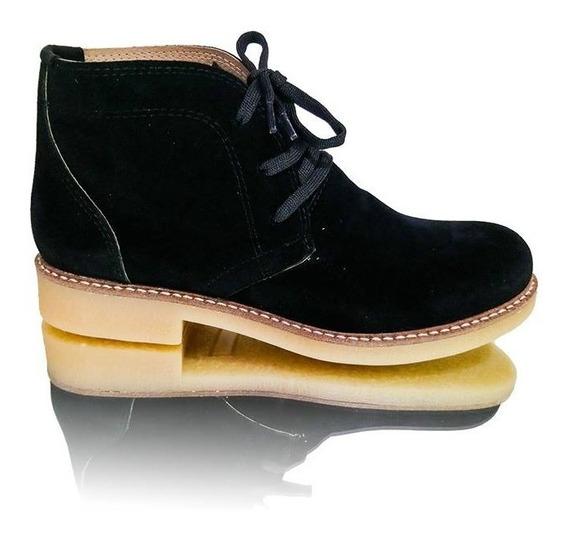 Chavitos Mujer Zapatos Botas Borcegos Botitas Dama Botinetas