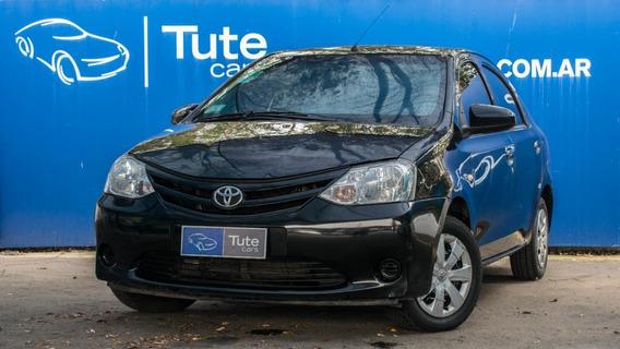 Toyota Etios 1.5 Xs C/gnc