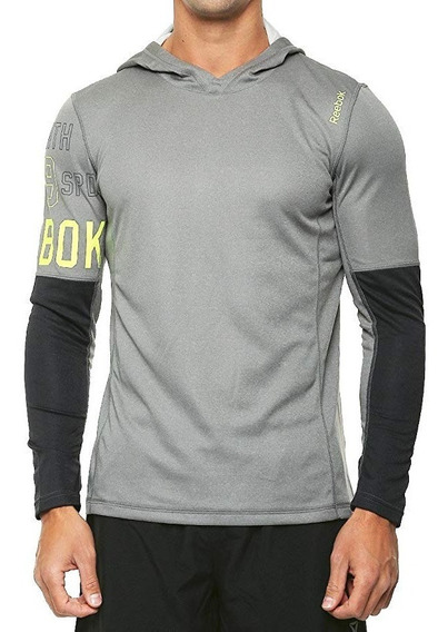 Sweter Reebok Wor Lw Ply - Hombres - B86820