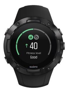 Reloj Suunto 5 G1 All Black Deportivo Sumergible 50m Gps