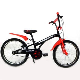 Bicicleta Niño Aluminio Fire Bird Racer Rod 20 - Est Bike