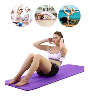 Aerobic Colchoneta Mat Yoga Fitness 5mm Go Sport