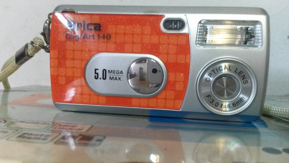 Camara Digital Brica Digiart540 5mpx De Bolsillo
