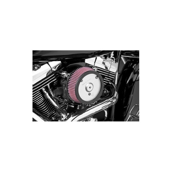 Arlen Ness 50-514 Chrome Big Sucker Performance Kit De Filtr