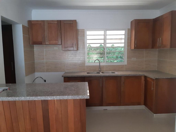 Apartamento En Alquiler En Alameda Santo Domingo Oeste