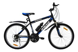 Bicicleta De Montana Supermex Scorpion Suspension Rodada 26