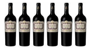 Vino Rutini Cabernet Malbec 750ml. Caja 6 Botellas