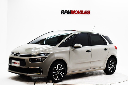 Citroen C4 Picasso 1.6 Thp Feel Pack At 2017 Rpm Moviles