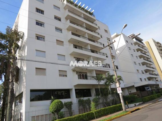 Apartamento Com 3 Dormitórios 1 Suíte Para Alugar, 129 M² Por R$ 1.000/mês - Ed Via Pontina - Bauru/sp - Ap1437