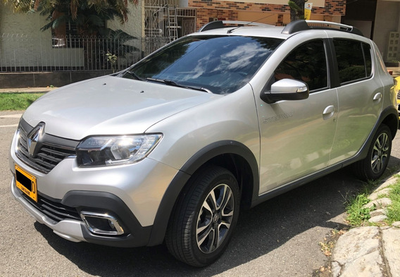 Renault Stepway Intens Cvt Ph2 Mod 2020
