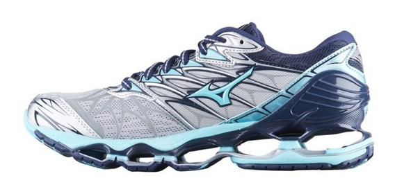 Tênis Mizuno Wave Prophecy 7 - Aqua Splash