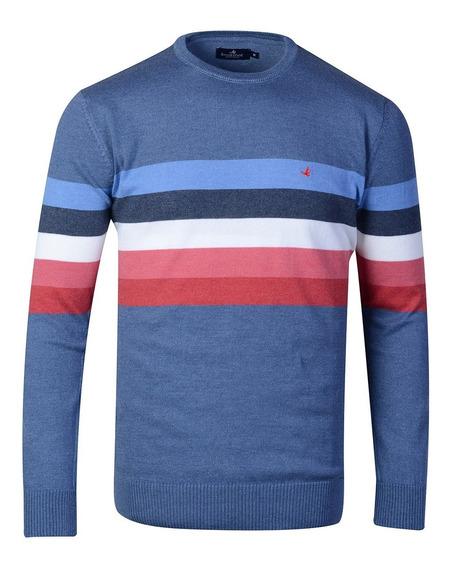 Sweater Pullover Buzo Hombre Premium Moda Color Brooksfield