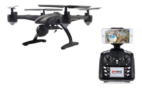 Drone Jxd 509w Fpv Câmera Wifi Frete Grátis