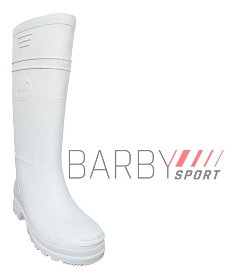 Botas Pvc Impermeable Polishoes