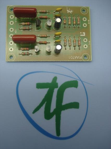 Kit Pré-amplificador Stereo - Riaa - Opção Foto 1 - Montado