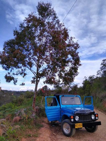 Suzuki Lj 80 Carpado