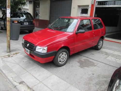 Fiat Uno  3puertas Aire Y Direccion 2009  Oferta