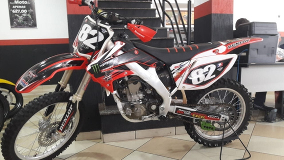 Crf 250r 2008 Oficial