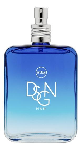 Mahogany Fragrância Des. Dsgn Man 100 Ml
