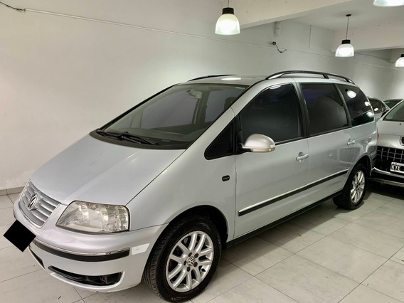Volkswagen Sharan Tdi Highline Cuero Mt