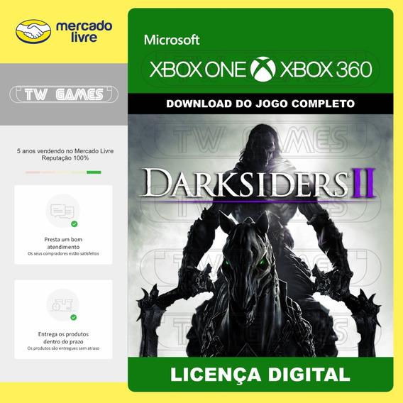 Darksiders 2 Ii Digital Retro Xbox One Xbox 360