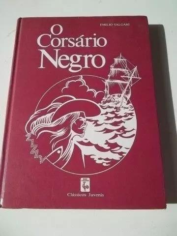 Livro O Corsário Negro