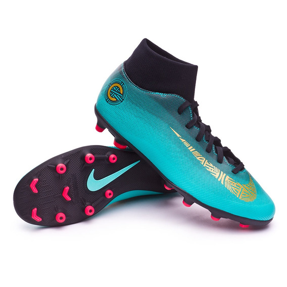 Botines Nike Mercurial Superfly 6 Club Cr7 Mg