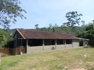 São Lourenço Da Serra-chácara 4.900 M² Com Churrasqueira756
