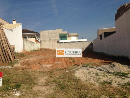 Terreno Residencial À Venda, Jardim Ibiti Do Paço, Sorocaba. - Te0356