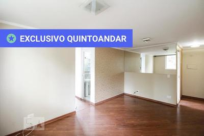 Apartamento No 1º Andar Com 2 Dormitórios E 1 Garagem - Id: 892935053 - 235053