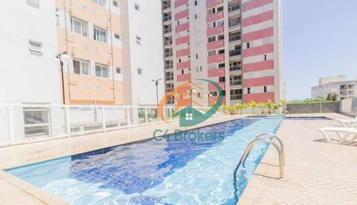 Imagem 1 de 28 de Apartamento Com 2 Dormitórios À Venda, 59 M² Por R$ 405.000,00 - Picanco - Guarulhos/sp - Ap1899