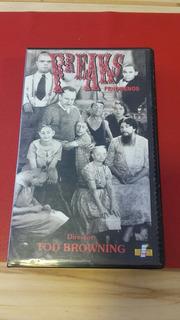 Freaks Tod Browning Movie Pelicula 1932 Terror Vhs