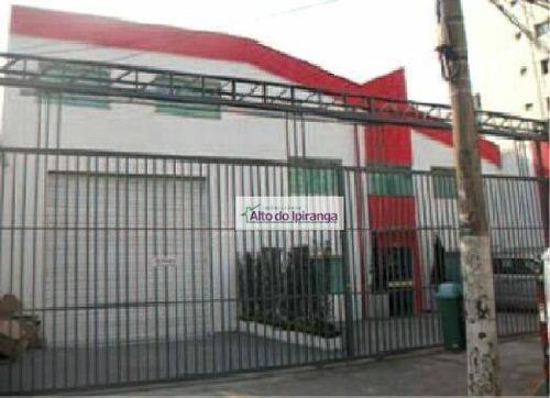 Sala Comercial Para Venda E Locação, Ipiranga, São Paulo. - Pr0007